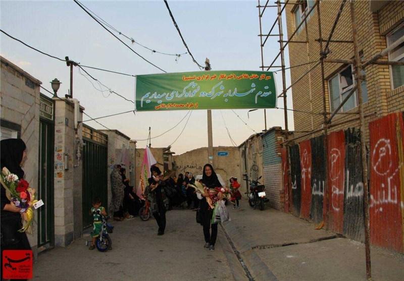 تقدیر مهاجرین افغانستانی از خبرنگار تسنیم بابت پیگیری ثبت نام کودکان مهاجر