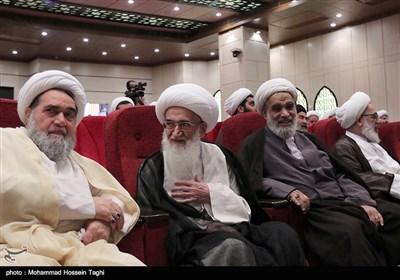 ششمین همایش بسیج اساتید و نخبگان حوزه علمیه مشهد