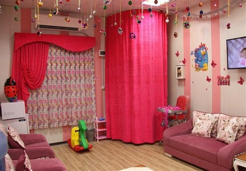 افتتاح هفتمین اتاق کودک و مادر در ایستگاه مترو تهرانپارس