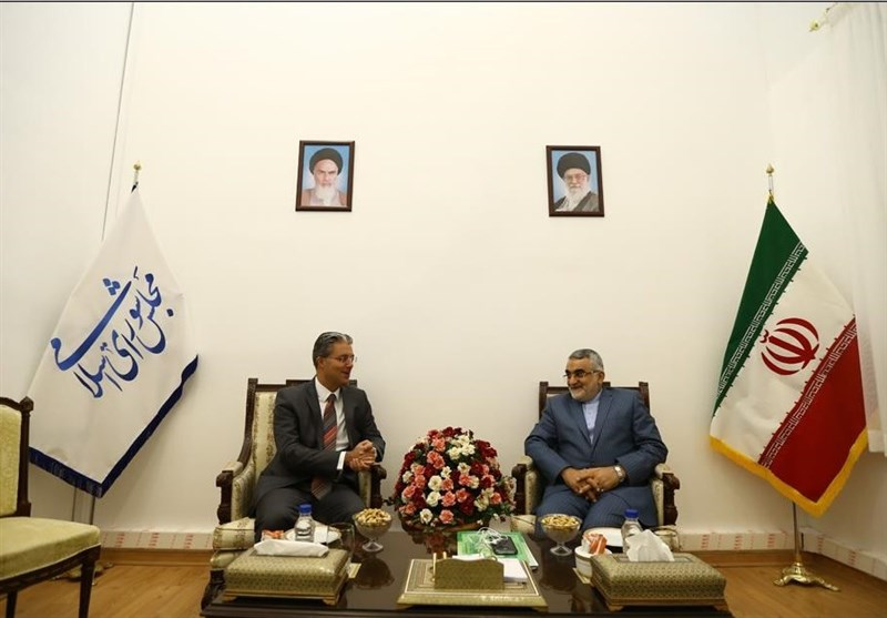 بروجردی و سفیر ترکیه