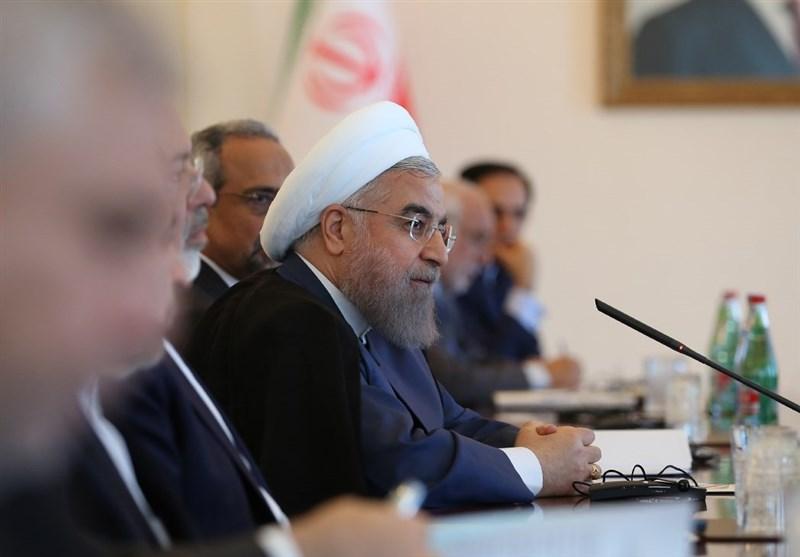 هدف ایران گسترش روابط با آذربایجان و منطقه قفقاز به سوی تجارت آزاد است