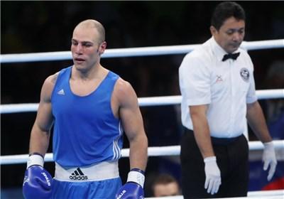 حذف احسان روزبهانی از المپیک ریو