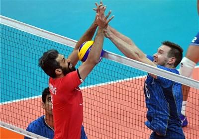 آرژانتین 3-0 ایران (المپیک ریو 2016)