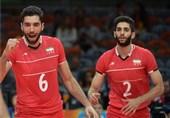 موسوی، بهترین مدافع مسابقات والیبال المپیک