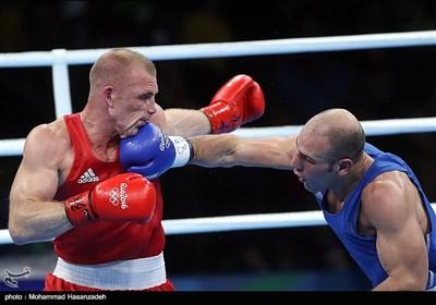 مسابقات بوکس - المپیک ریو 2016