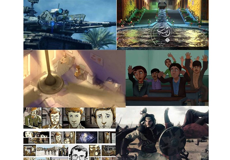 رقابت 5 اثر پویانمایی بلند در جشنواره فیلم مقاومت