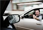 عصبانیت هنگام رانندگی
