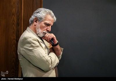 منوچهر شاهسواری مدیرعامل خانه سینما در نشست خبری هجدهمین جشن سینمای ایران