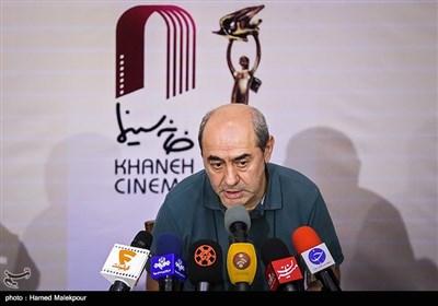 نشست خبری کمال تبریزی دبیر هجدهمین جشن سینمای ایران