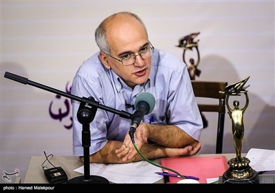 بیژن میرباقری مدیر اجرایی هجدهمین جشن سینمای ایران در نشست خبری