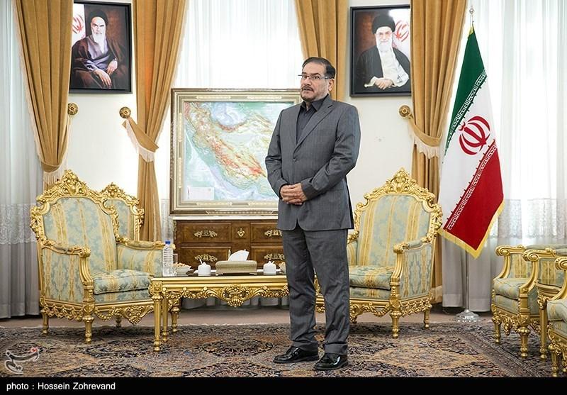 دیدار نخستوزیر سابق کردستان عراق با شمخانی