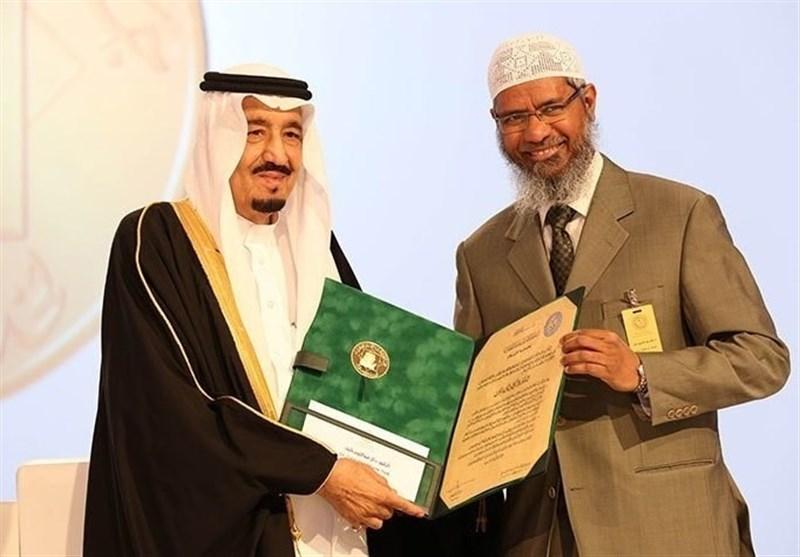 ذاکر نائیک کو سعودی شہریت مل گئی