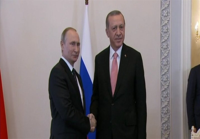 Erdogan: Turkey is entering a 'very different period' in relations with Russia