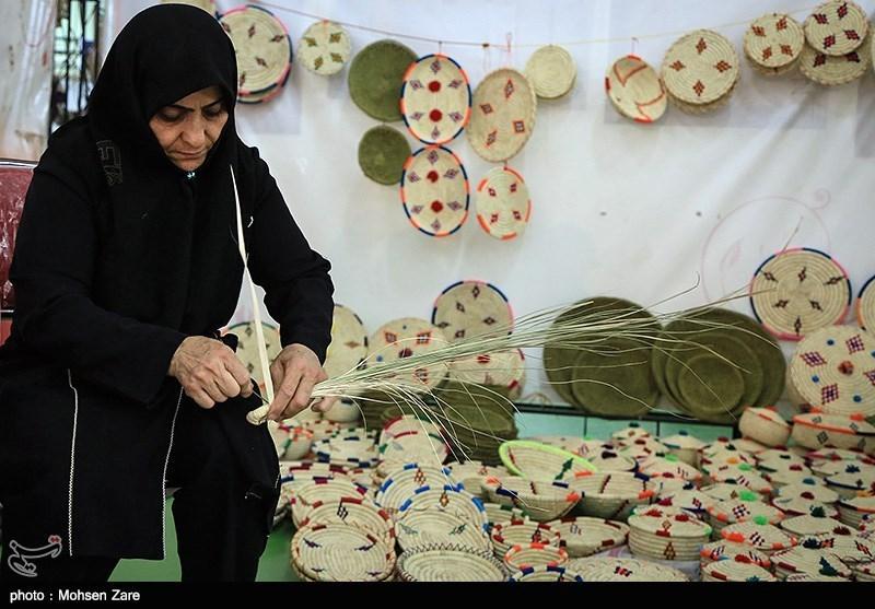نمایشگاه صنایع دستی در اردبیل