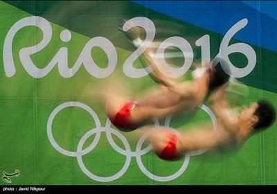 مسابقات شیرجه - المپیک ریو 2016