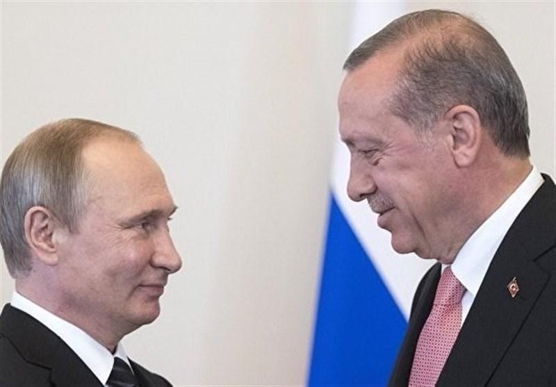 شام کی صورت حال پر پوٹن، اردغان اور نظر بائف کی ٹلیفونک گفتگو