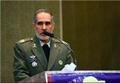 سرتیپ محمد فهمیده معاون اجرایی نیروی زمینی ارتش
