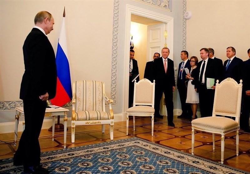 İsrail'den Erdoğan-Putin Zirvesi Yorumu