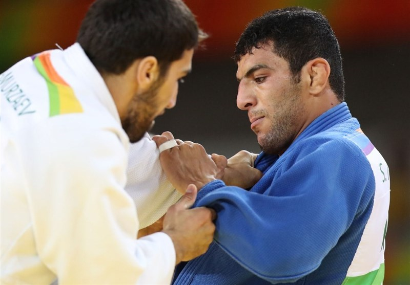 Iran's Saeid Mollaei Bags Bronze at IJF Grand Slam