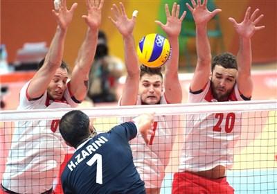 لهستان 3-2 ایران (المپیک ریو 2016)