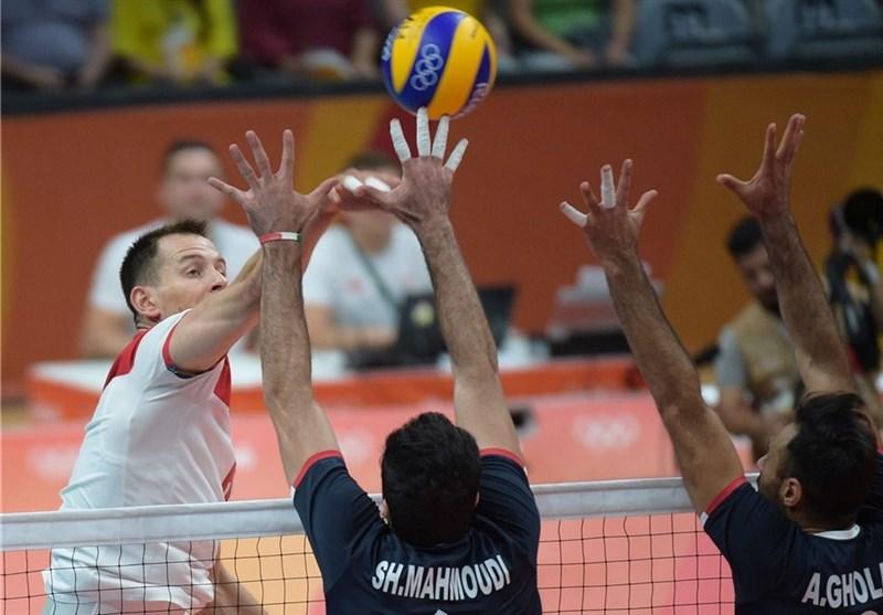 139505200158515718338664 - شکست دراماتیک والیبالیستهای ایران مقابل لهستان/ بازی با درگیری خاتمه یافت