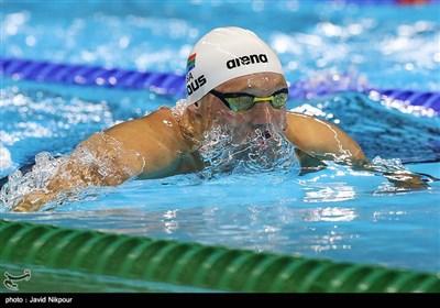 مسابقات شنا - المپیک ریو2016