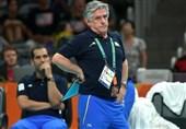 لوزانو: خیلی بهتر از دیدار با آرژانتین بودیم/ این مسابقه والیبال است، نه دعوا