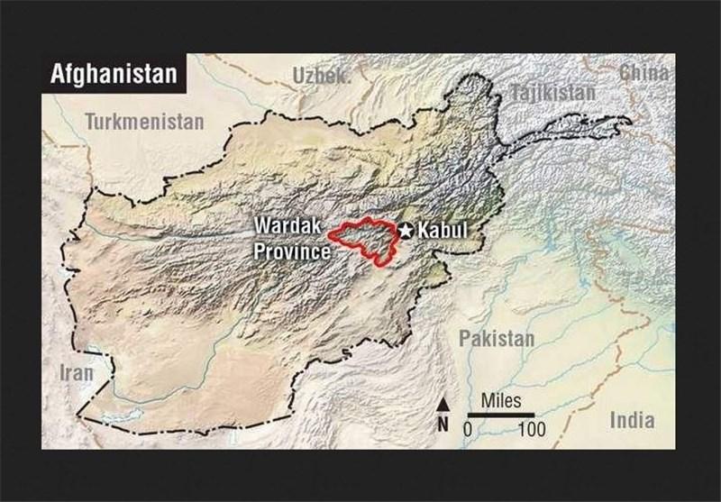 عکس «سلفی» طالبان و جزئیاتی تازه از درگیریها در ولایت «وردک»