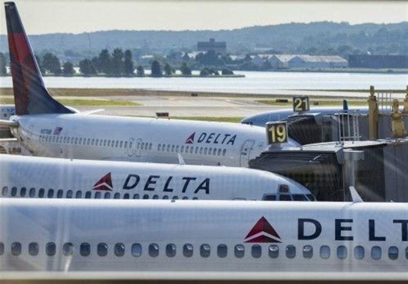 توقف فعالیت 15 شرکت هواپیمایی در 75 فرودگاه آمریکا