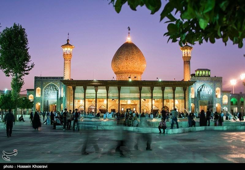 روز بزرگداشت حضرت احمدبن موسی شاهچراغ(ع)