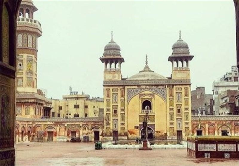 وزیر خان مسجد لاہور