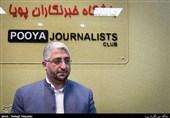 بازدید ابوالفضلی از باشگاه خبرنگاران پویا