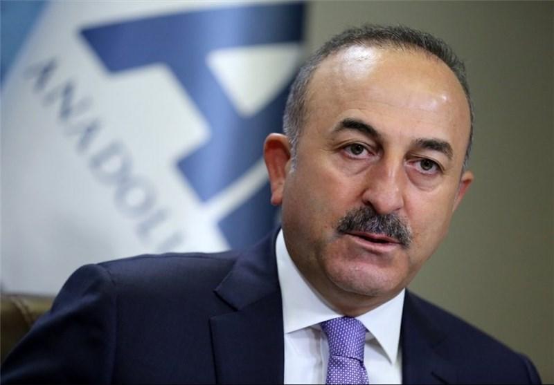 چاووش اوغلو: اگر با آمریکا به توافق نرسیم، کُردها را از مرزهای سوریه بیرون میکنیم