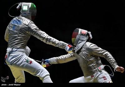 مسابقات شمشیربازی - المپیک ریو 2016