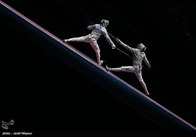 منافسات السیف- اولمبیاد ریو2016