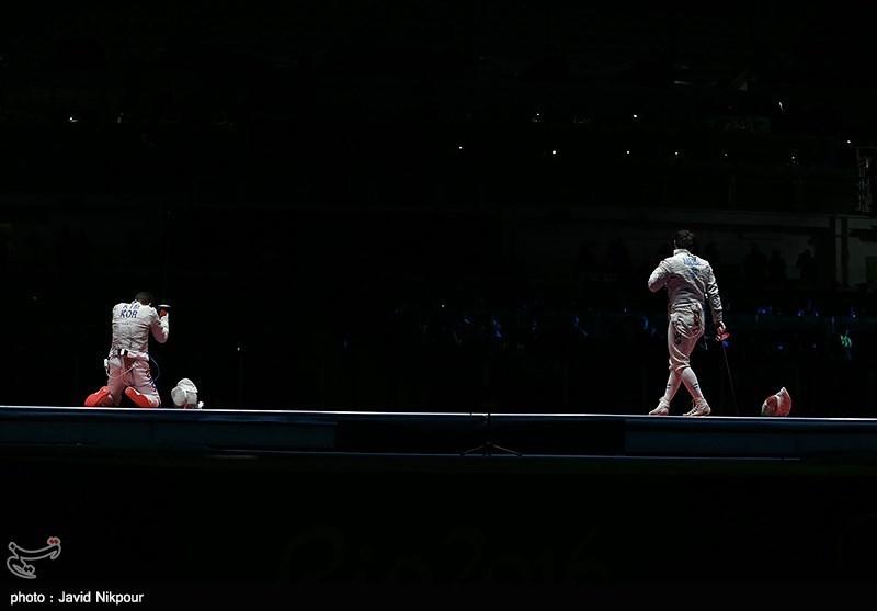 مصاف ایران با قهرمان المپیک برای کسب مدال طلا