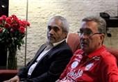 نشست برانکو با سرپرست باشگاه پرسپولیس