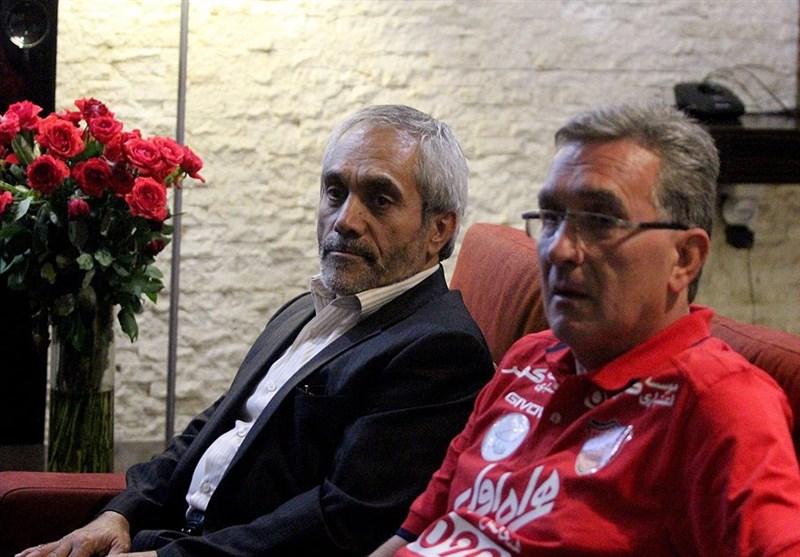 نشست طاهری و برانکو برای حمایت از تیم ملی