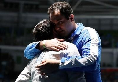 اشک های عابدینی بعد از وداع تلخ با المپیک
