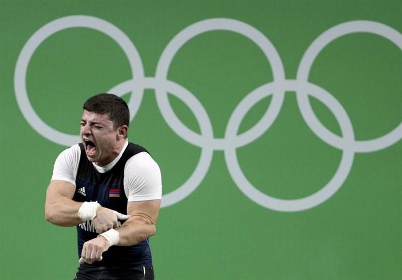 دومین مصدومیت شدید در المپیک