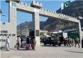دروازه پاکستان در مرز تورخم