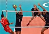 تعبیر FIVB از پیروزی والیبال ایران: جشنواره دفاع موسوی