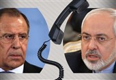 Iranian, Russian FMs Discuss Coronavirus Outbreak, World Developments