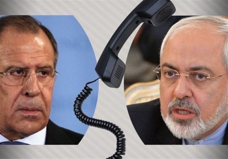 Zarif ve Lavrov Suriye'yi Görüştüler