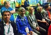 تقدیر رئیس کمیته ملی المپیک از هواداران ایرانی