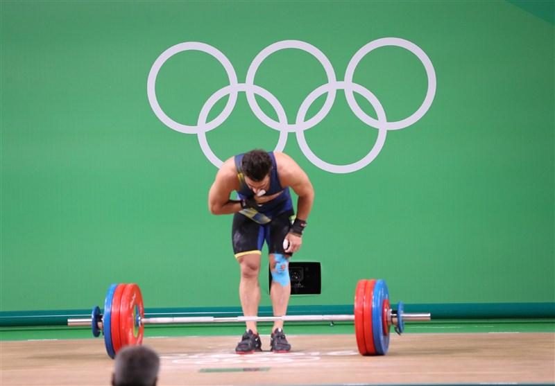 همسر کیانوش رستمی بیوگرافی کیانوش رستمی اینستاگرام کیانوش رستمی ایرانیان در المپیک 2016 المپیک 2016 ریودوژانیرو اخبار وزنه برداری Kianoush Rostami