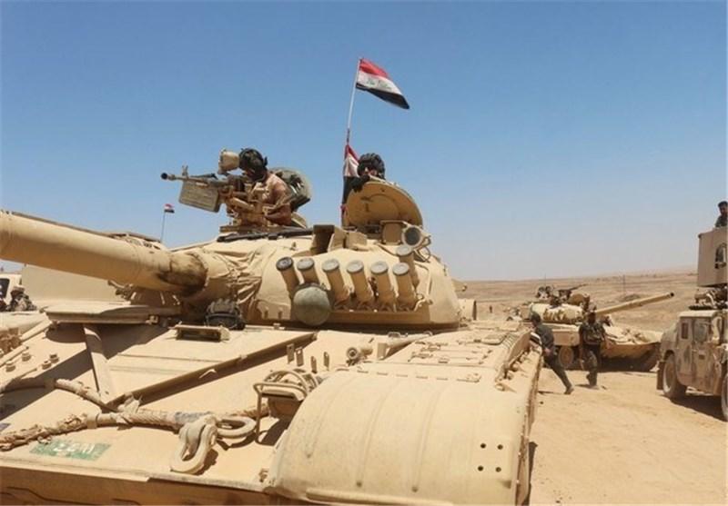 """""""پیشمرگہ فورسز"""" کی داعش کے خلاف تازہ فوجی کارروائی/""""القیارہ"""" کے اطراف میں کئی دیہات آزاد"""