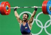 کیانوش رستمی به بازیهای کشورهای اسلامی اعزام نمیشود