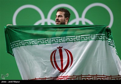 Weightlifter Kianoush Rostami Wins Olympic Gold for Iran