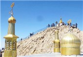 10 هزار مترمربع عملیات عمرانی در امامزادگان اردبیل اجرا میشود